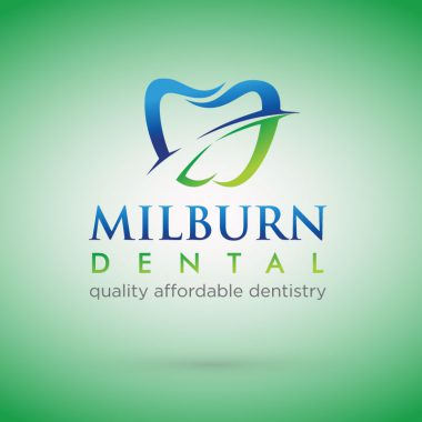 milburn dental logo